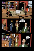 Professor X Meets a New Family by topher208