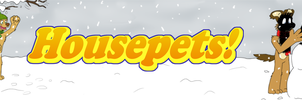 Winter 2014 Housepets Forum Banner - Submission by DouglasCollier