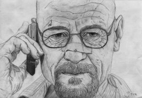 [Breaking Bad] Walter White by Giova94