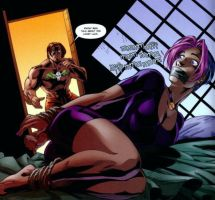 Gen 13 Bound And Gagged classic by detectivesambaphile