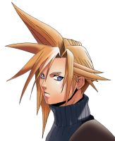 Cloud Strife by KingLegato