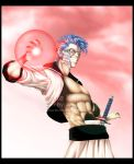 GRIMMJOW - color - by Washu-M