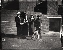 Group Dry Plate by Alexandriaweb