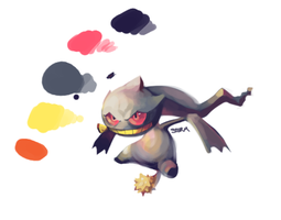 Banette by Stormful