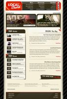 Local Chord Website by jdjohnson