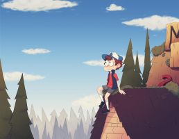 dipper by turntechtricks