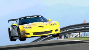 Jump Vette by CWRudy