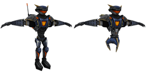 Ratchet Deadlocked - Combat Bot Pack by o0DemonBoy0o