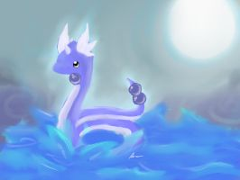Dragonair by TykiFREAK