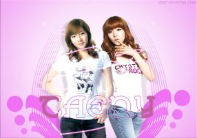 TaeNy Wallpaper Ver2 by ExoticGeneration21