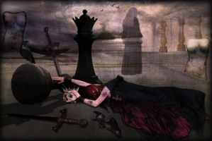 A Queen's Sacrifice by Shades-Of-Lethe