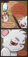 Winslow - beauty of a weed (comic) by BananaTaco