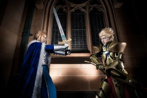 Fate/zero by Firehartz