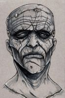 Frankenstein Monster by Christopher-Manuel