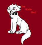 The White Wolf by Wolfsie