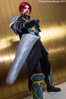 Anime Boston 2017 - Sacred Stones(PS) 08 by VideoGameStupid