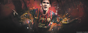 Lionel Messi by YuppoGFX
