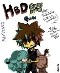 HBD Fairy-manee n' Tsuna XD by Nippo
