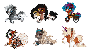 AT | Gingur Cheebs by Queerly