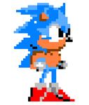 Sonic pixel by nate009