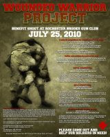 Wounded Warrior Project by Blaq-Unicorn