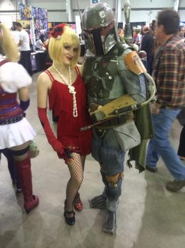 Flapper and the Fett by SuperSaz