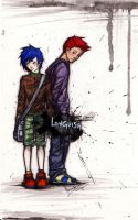 .Languish. by Loser-Chan