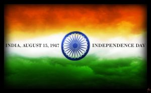 Indian Independence Day by mrdeflok