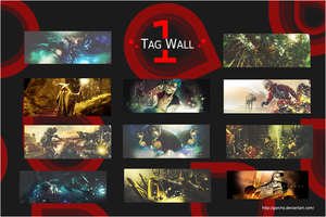 TaG Wall 1 by Garcho