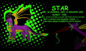 Star Reference 2011 by KylexLacy