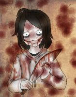 Jeff the killer by Tsuraradark