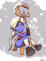 snow call soraka by ms05zaku
