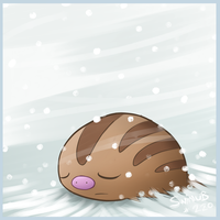 Sleepy Swinub