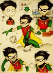 Teen Titans - Robin by Methuselah87