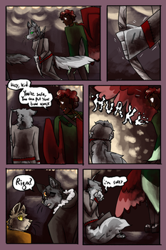 Fragile page 105 by Deercliff