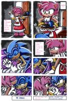 SonAmy Future by ArisuAmyFan