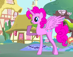 Princess Pinkie Pie of Laughter by littleshadow3