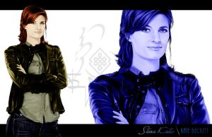 Stana Katic by magneo