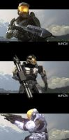 New Halo3 Wallpaper Samples by SEspider
