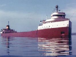 The Edmund Fitzgerald by KaneTakerfan701