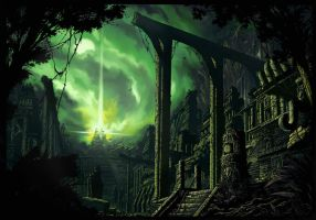 Lost City in the Amazon... by fernandocarvalho