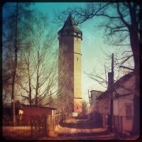Friedland Wasserturm by caie143