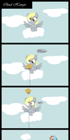 Cloud Hanger by Huskkies