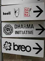 the Dharma Initiative..exists by NatiatVII