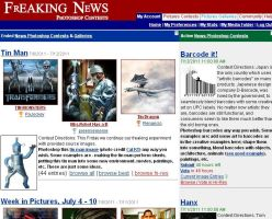 3rd Place in Freaking News by renanciocmonte
