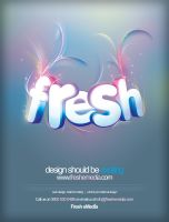 Fresh eMedia Blueprint Advert by ardcor
