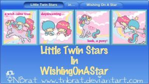 LittleTwinStars WishingOnAStar by TNBrat