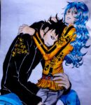 Luchia Shiree x Trafalgar Law by OnePieceOC-Family