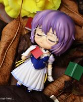 Sleeping Princess Nagato Yuki by shigeru-chan