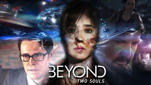 Beyond: Two souls wallpaper by Ausman101